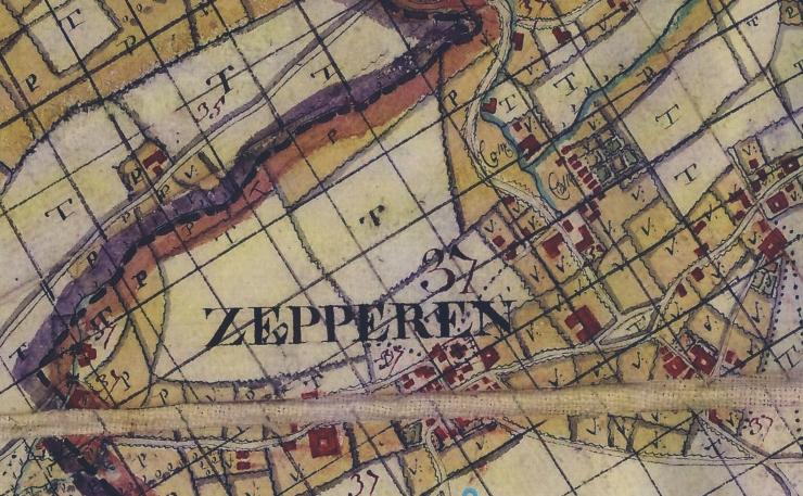 ZEPFerrariskaart Wenen